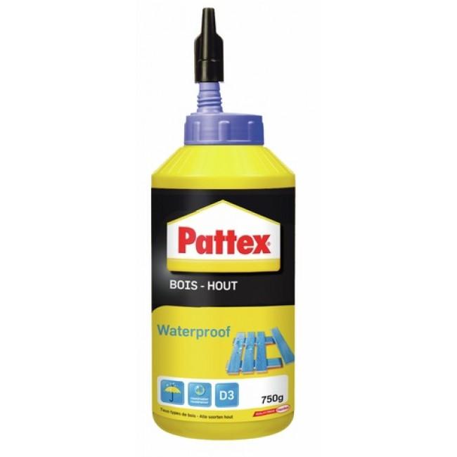 Colle vinylique pour parquet flottant - spéciale milieu humide - 750 g PATTEX