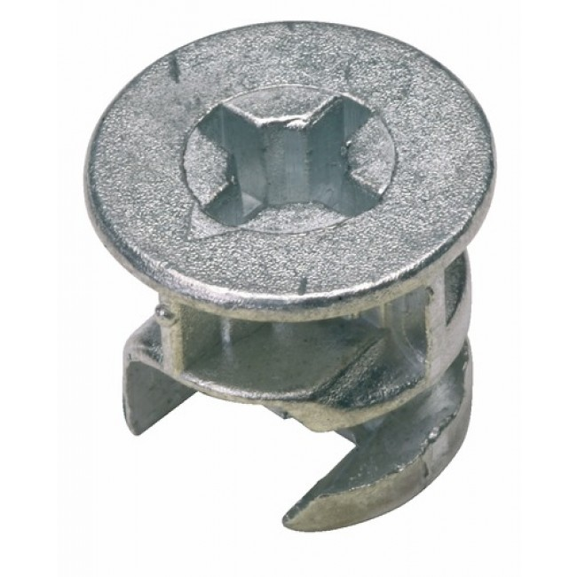 Boîtiers excentriques avec colerette-diamètre 15 mm EMUCA