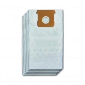 5 sacs de rechange pour aspirateur - 15 L EINHELL