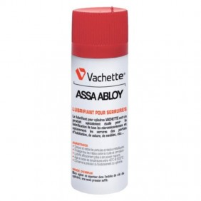 Lubrifiant cylindre en aérosol VACHETTE