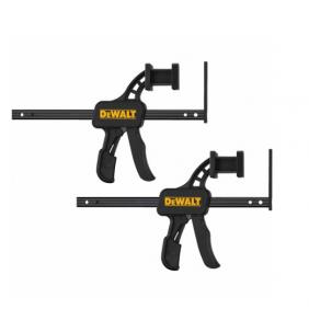 Lot de 2 serre-joints - montage rapide - DWS 5026 DEWALT