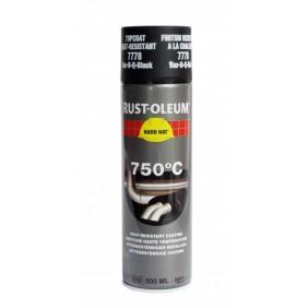 Peinture haute température 750° aérosol noir Hard Hat RUST-OLEUM