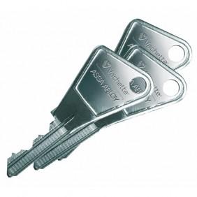 Clé supplémentaire pour cylindre V5 sur numéro de variure UA1001 VACHETTE