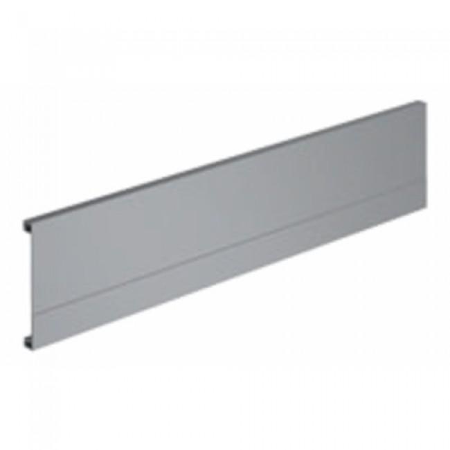 Façade pour tiroir à l'anglaise InnoTech Atira-hauteur 70 mm-argent HETTICH