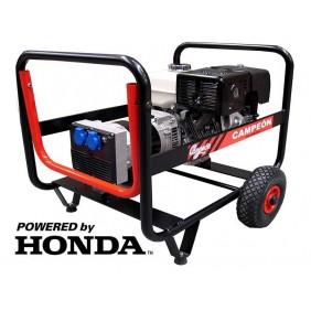 Groupe électrogène sur roues moteur Honda 13CV – GH 6500M CAMPEON