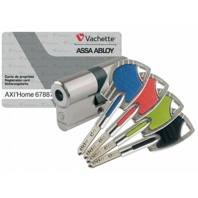 Cylindre de serrure A2P* - haute sécurité - Axi'Home VACHETTE