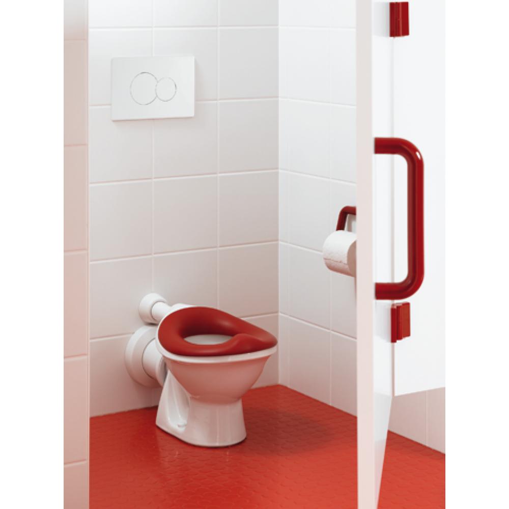 Cuvette wc enfant sortie horizontale 85 mm ludik selles bricozor - Cuvette wc chauffante ...