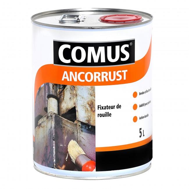 Vernis fixateur de rouille incolore - Ancorrust COMUS