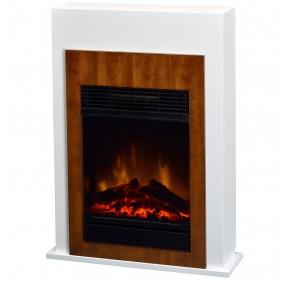 Cheminée décorative -optiflame - électrique -Bellini Brown -750w/1500w GLEN DIMPLEX