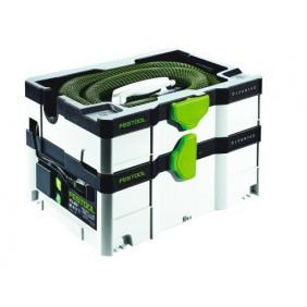 Aspirateur poussières - cuve 4,5 l - Cleantec CTL SYS FESTOOL