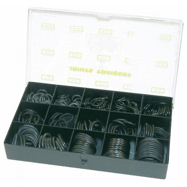 Joints toriques - en coffret de 255 pièces SIRIUS
