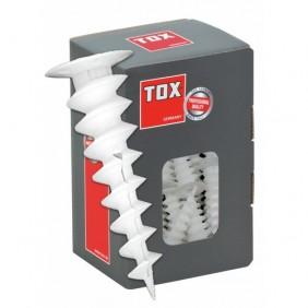 Chevilles polyéthylène pour plaques isolantes - 50 pièces - ISOL TOX
