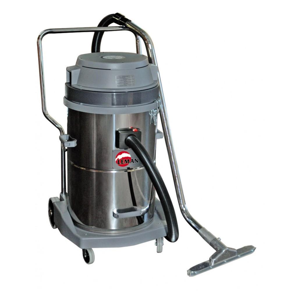 aspirateur eau et poussi re 58 l 2200w asp582 leman bricozor. Black Bedroom Furniture Sets. Home Design Ideas