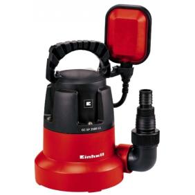 Pompe d'évacuation - eaux claires -puissance 350 watts- GC-SP 3580 LL EINHELL