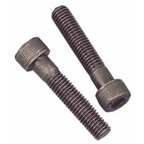 Vis à métaux - tête cylindrique - empreinte 6 pans creux - acier brut VOLVIS