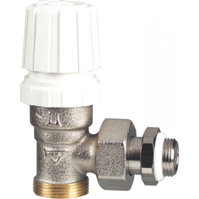 Corps de robinet thermostatisable équerre - filetage 15x21 RBM