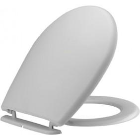 Abattant wc thermoplastique - incassable - Monte Carlo 3 SIAMP