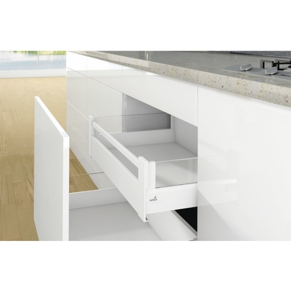 raccords de fa ade pour casserolier l 39 anglaise arcitech h186 mm hettich bricozor. Black Bedroom Furniture Sets. Home Design Ideas