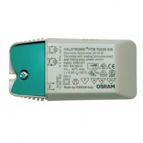 Transformateur électronique Halotronic Compact pour halogène HTM OSRAM
