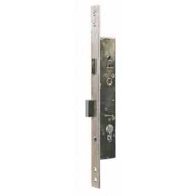 Serrure à larder - pêne dormant et cylindre - entraxe 92 mm - 780 MÉTALUX