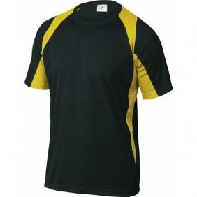 Tee-shirt manches courtes bicolore - Bali DELTA PLUS
