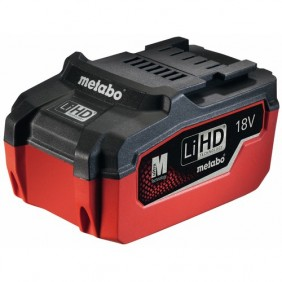 Batterie Li HD 18 V-5,5 Ah METABO