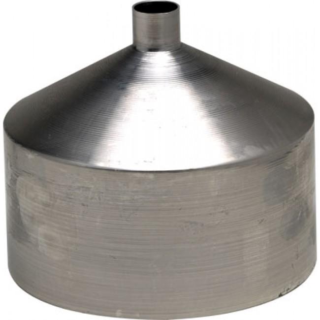 Purge en aluminium - évacuation et ventillation TEN