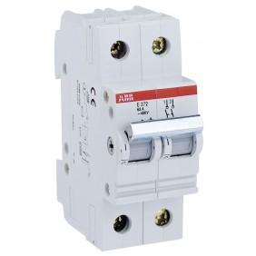 Interrupteur bipolaire à fermeture - 63 A ABB