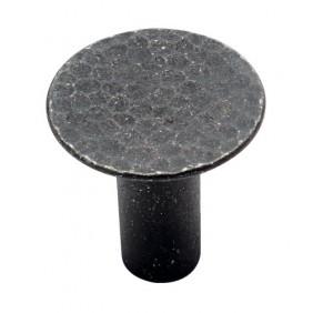 Bouton de meuble en acier - Forge BRICOZOR