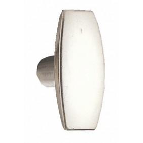 Bouton double - aluminium poli DUBOIS INDUSTRIES