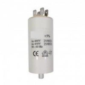 Condensateur pour moteurs  - poêle - 2,5uf 400-450v BRICOZOR