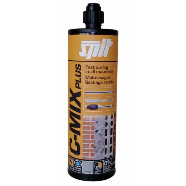 Cartouche de scellement chimique - 380 ml - C-MIX