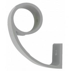 Support de poignée porte battante tubulaire 1712 DUVAL