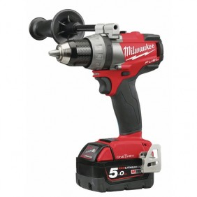Perceuse visseuse sans fil 18 V 5Ah M18ONEDD-502X MILWAUKEE