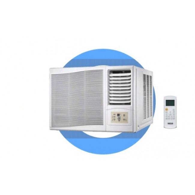 Climatiseur monobloc - Aaria Windows - 3,52 Kw - froid seul RIELLO