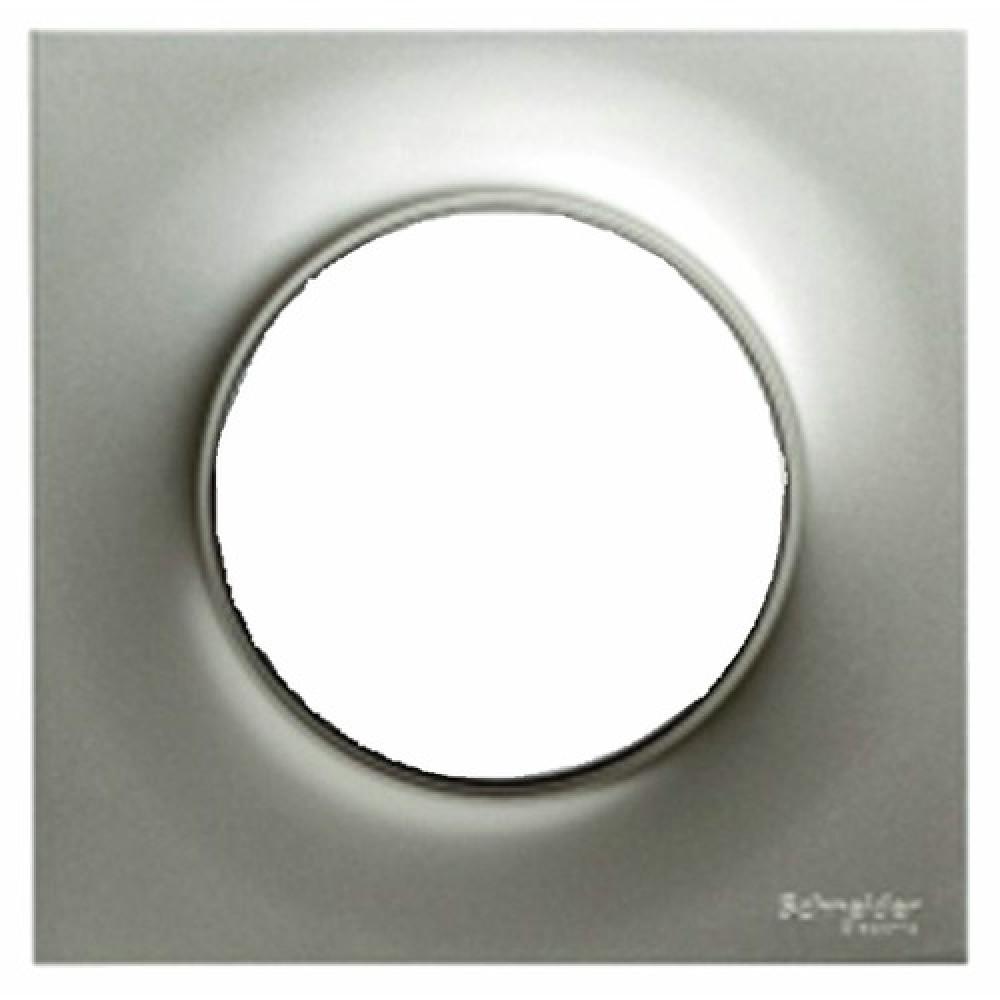 plaque aluminium odace styl schneider bricozor. Black Bedroom Furniture Sets. Home Design Ideas