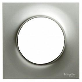 Plaque aluminium - Odace Styl SCHNEIDER