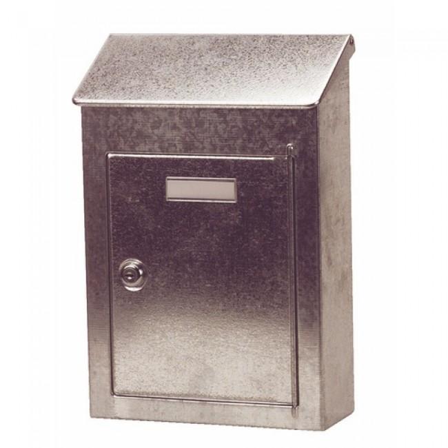 bo tes aux lettres pavillon en acier galvanis decayeux. Black Bedroom Furniture Sets. Home Design Ideas