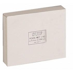 Suif industriel en pains (4x250g) BRICOZOR
