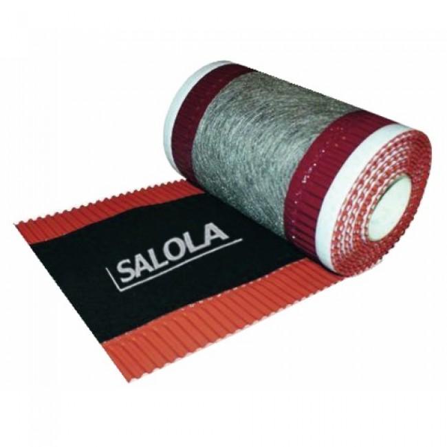 Closoir aluminium - ventilé - universel - souple SALOLA
