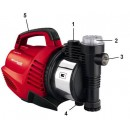Pompe d'arrosage de surface ECO-Power 550 W GE-GP 5537 E Set EINHELL