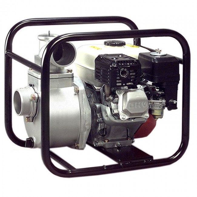 Motopompe 4 temps - moteur Honda 163cc - SEH-80X CAMPEON