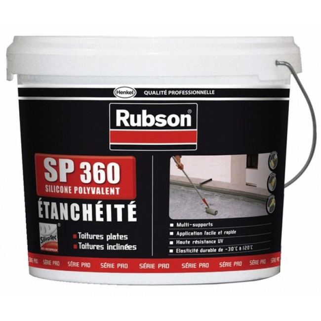 Silicone polyvalent SP 360 - 5kg RUBSON