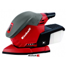 Ponceuse multifonctions 130 W RT-OS 13 EINHELL