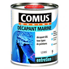 Décapant marine translucide orangé - toutes peintures - 1 L COMUS