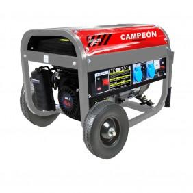 Groupe électrogène AVR sur roues moteur OHV 6,5CV – MK3600 CAMPEON
