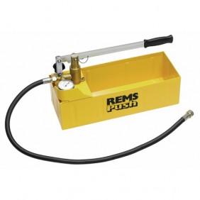 Pompe d'épreuve push - 12 litres REMS