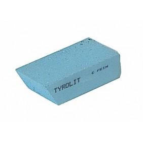Gomme abrasive - 55 x 30 x 110 mm - grain fin ou moyen BRICOZOR
