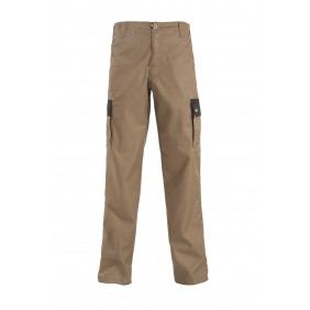 Pantalon de travail multipoches Farman North Ways