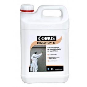 Hydrofuge minéral incolore - Migrastop® 40 COMUS